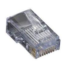 Conector Rg45 Cat5e con conector 8p8c