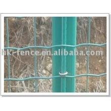montagem de cerca
