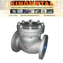 Dn150 CF8m Wcb Steel Check Valve Price