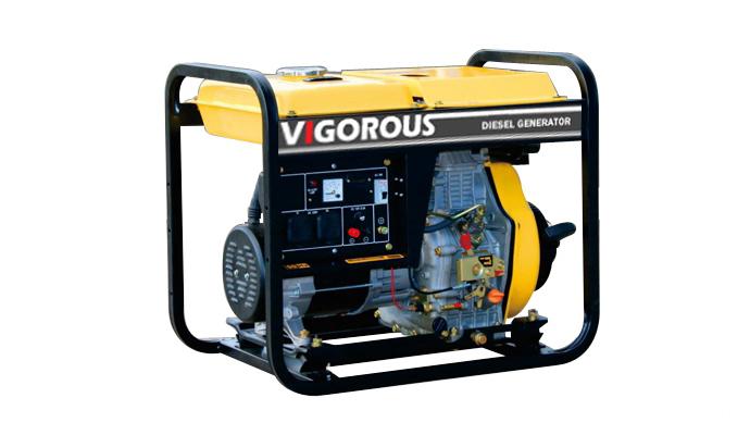 3KW Diesel Portable Generator