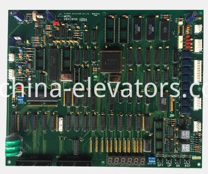Mainboard MCPU for Hyundai Elevators STVF1