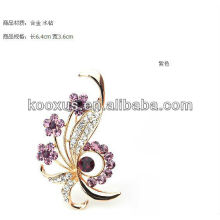2014 broche de moda de mercado de Yiwu