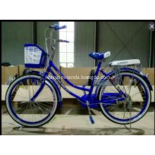 28 Inch UK Old School City Bike