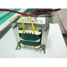 high quality ei 86 72w 110v ac 24v dc 3a transformer