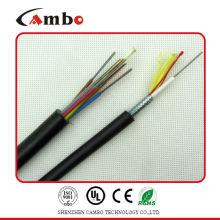 Кабель PVC и LSZH Волоконно-оптический кабель Цена за метр 6 Сердечник в активном устройстве Завершение