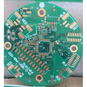 FR4 1.6mm 6 layer PCB