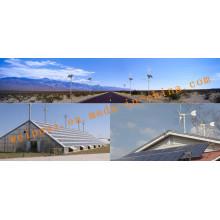 Sistema de generador de energía eólica 1kw para uso en casa o granja Sistema de fuera de red GEL BATERÍA 12V150AH