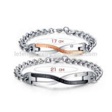 Matching couples bracelets,couple love forever bracelet jewelry