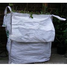 Bolsa reciclado FIBC para granja de jardín, etc