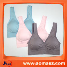 Comfortable cheap custom front closure genie bra