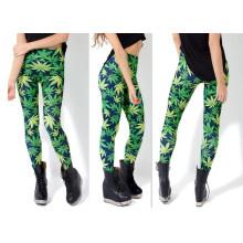 Venta directa de la fábrica de las mujeres Pantalones apretados Señora Legging del sexo Pantalones