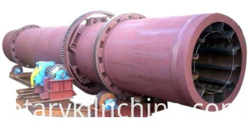 Rotary Dryer For Fertilizers Picture
