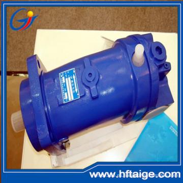 Motor hidráulico con alta potencia hidráulica