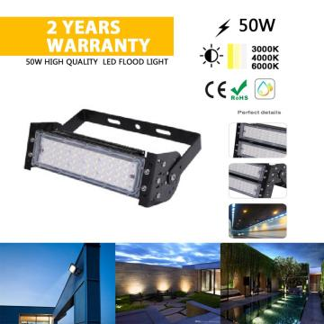 Floodlight above garage LED 50W lamp outdoor