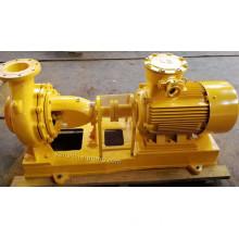 IR horizontal single stage centrifugal hot water pump