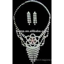 Dernier ensemble de bijoux de mariée (GWJ12-479)
