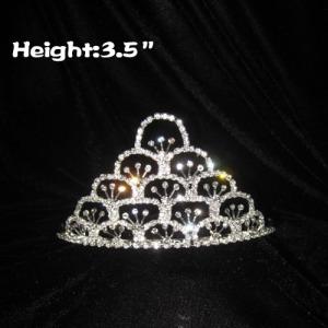 Mini coronas de concurso y coronas de princesa de tiaras