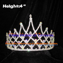 Unique Crystal Wholesale Queen Crowns