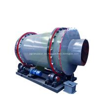 Secador rotativo de biomasa Secador mecánico al vacío