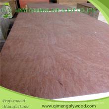 Precio barato 15 mm Uty grado comercial de madera contrachapada con núcleo de álamo