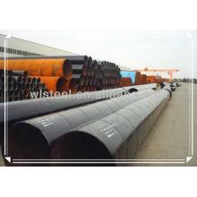 спиральн сваренная стальная труба высокого качества лучшей цене ФОБ