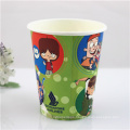 Single Wall Recycled Paper Coffee Cups