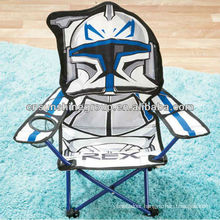 Animal design folding kid chair