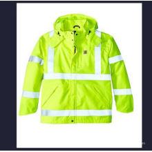 Высокие мужские видимость класса 3 водонепроницаемая куртка