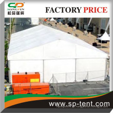 Жесткая выполненная на заказ конструкция 15x30м складская палатка