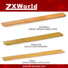 escalator&elevator comb plate &components