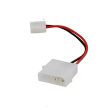 Hot Selling 4pin Molex to 3pin Fan Power Cable Adapter