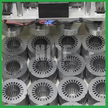 Automatic motor stator Slinky Winding Machine