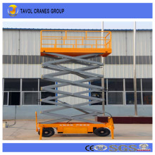 6-12m Self-Propelled Electric Scissor Lift Table with Ce