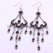 Bridal Chandelier Classical Resin Beads Women Earrings