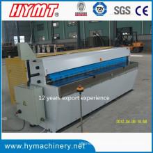 Qh11d-3.2X3200 Моторный станок для резки пластин из углеродистой стали