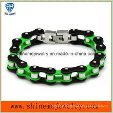 Shineme Jewelry Bracelet Personality Stainless Steel Men′s Bracelet (BL2818)