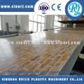 PVC stone plastic profiles extruder machine line for fake marble