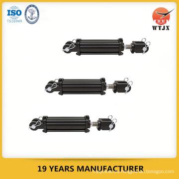 Varilla de fijación barra de acoplamiento cilindro hidráulico para tractor