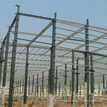 Professional Manufacturer Prefabricated Steel Structure Workshop