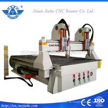 Beliebte hochwertige 3d CNC-Holzschnitzerei Maschine/CNC-Fräser Holz/CNC-Holz Oberfräse 1300 * 2500mm