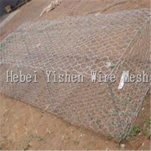 Gabion basket wire mesh for stone cage