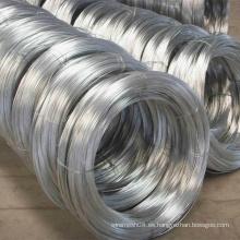 Alambre de metal galvanizado sumergido caliente