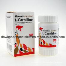 Cápsula ardente gorda do L-Carnitino da cápsula 500mg do peso da perda