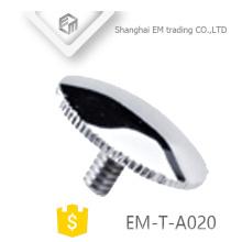 EM-T-A020 Sanitery ware prix usine lavabo salle de bains évier bouchon de vidange de l'eau