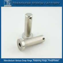 Aços inoxidáveis Clevis Pin Drop Nose Pin