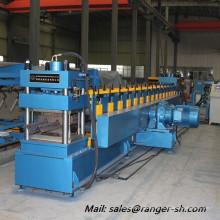 barandilla de acero máquinas fría rollo formando equipo