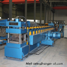 cold form steel machines highway guardrail roll forming machine