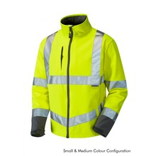 3M high visibility biocolor reflecterende safetysweatshirt