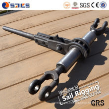 Tenedor y tenedor forjado tipo de trinquete Carpeta de carga