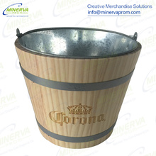 Corona Wooden Bucket Cover